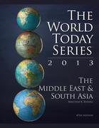 The Middle East and South Asia 2013