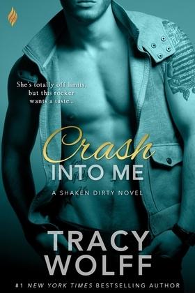 Crash Into Me (A Shaken Dirty Novel)