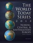 Nordic, Central, and Southeastern Europe 2013