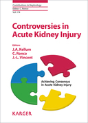 Controversies in Acute Kidney Injury