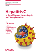 Hepatitis C in Renal Disease, Hemodialysis and Transplantation