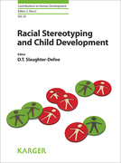 Racial Stereotyping and Child Development
