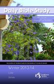 Daily Bible Study Winter 2013-2014
