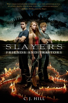 Slayers: Friends and Traitors
