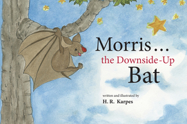 Morris . . . the Downside-Up Bat