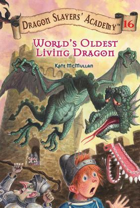 World's Oldest Living Dragon #16