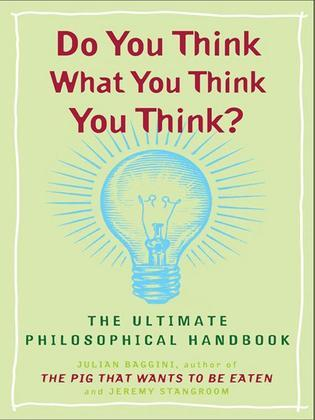 Do You Think What You Think You Think?: The Ultimate Philosophical Handbook