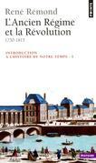 L'Ancien Régime et la Révolution (1750-1815)
