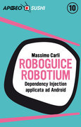 RoboGuice e Robotium