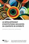 Le développement d'institutions inclusives en contexte de diversité