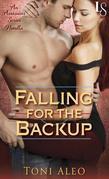 Falling for the Backup (Novella): The Assassins Series