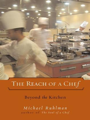 The Reach of a Chef: Professional Cooks in the Age of Celebrity