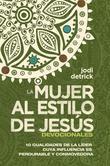 """Devocional """"La Mujer al estilo de Jesús"""""""