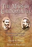 The Maps of Chickamauga: The Tullahoma Campaign, June 22 - July 1, 1863