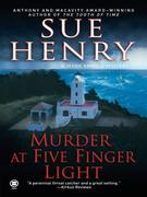 Murder at Five Finger Light: A Jessie Arnold Mystery