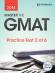 Master the GMAT 2014: Practice Test 4 of 6