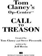 Call to Treason: Op-Center 11