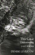 This Great Unknowing: Last Poems