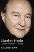 Menahem Pressler: Artistry in Piano Teaching
