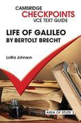 Checkpoints VCE Text Guides: Life of Galileo by Bertolt Brecht