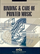 Binding and Care of Printed Music