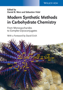 Modern Synthetic Methods in Carbohydrate Chemistry: From Monosaccharides to Complex Glycoconjugates