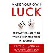 Make Your Own Luck: 12 Practical Steps to Taking Smarter Risks in Business