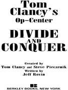 Divide and Conquer: Op-Center 07
