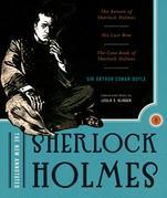 The New Annotated Sherlock Holmes: The Complete Short Stories: The Return of Sherlock Holmes, His Last Bow and The Case-Book of Sherlock Holmes (Non-s