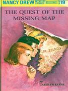 Nancy Drew 19: The Quest of the Missing Map: The Quest of the Missing Map