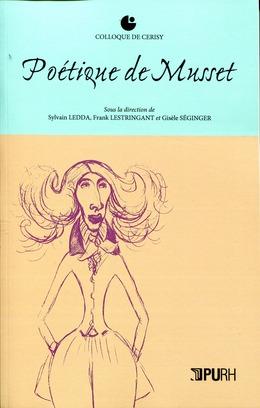 Poétique de Musset