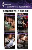 Harlequin Romantic Suspense October 2013 Bundle: Killer's Prey\The Colton Bride\Texas Secrets, Lovers' Lies\The London Deception