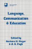 Language, Communication and Education