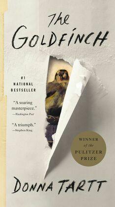 The Goldfinch: A Novel