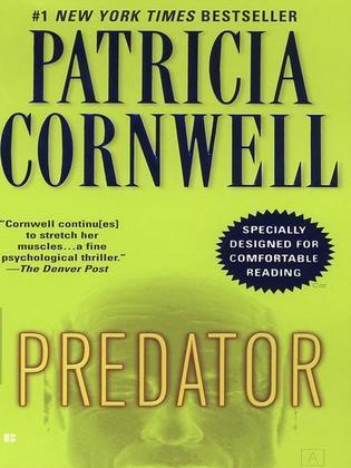 Predator: Scarpetta (Book 14)