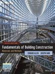 Fundamentals of Building Construction with Interactive Resource Center Access Card: Materials and Methods