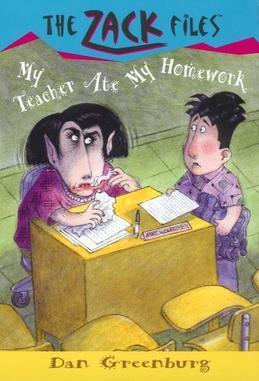 Zack Files 27: My Teacher Ate My Homework