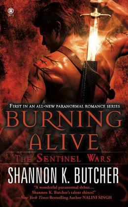 Burning Alive: The Sentinel Wars