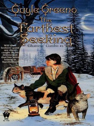 The Farthest Seeking: Ghatti's #2