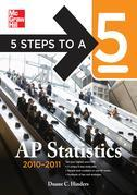 5 Steps to a 5 AP Statistics, 2010-2011 Edition
