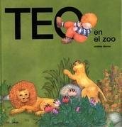 Teo en el zoo