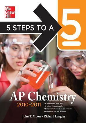 5 Steps to a 5 AP Chemistry, 2010-2011 Edition