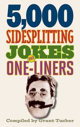5,000 Sidesplitting Jokes and One-Liners