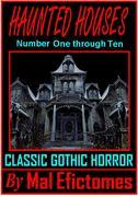 Haunted Houses : Number One through Ten