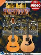Fingerstyle Guitar Lessons for Beginners: Teach Yourself How to Play Guitar (Free Video Available)