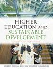 Higher Education and Sustainable Development: A model for curriculum renewal