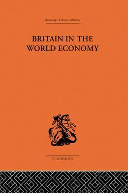 Britain in the World Economy