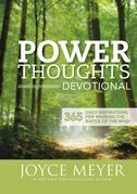 Power Thoughts Devotional: 365 Daily Inspirations for Winning the Battle of the Mind
