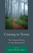 Coming to Terms: The Collected Works of Jane Blankenship