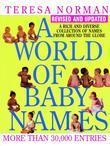 A World of Baby Names (Revised)